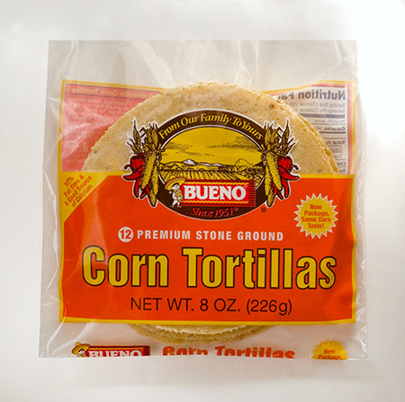 Corn Tortillas Bueno Foods