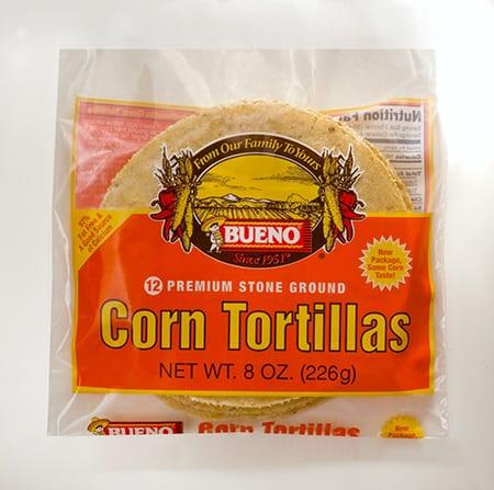 Corn Tortillas Bueno Foods