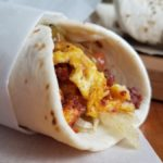 FTWrapChorizo1-150x150 Chorizo Potato & Egg Wraps