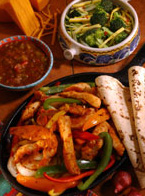 fajitas Fajitas in a Flash!