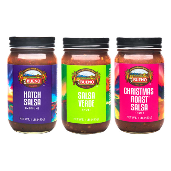 Salsa-Sizzler-Pack Salsa & Sauces
